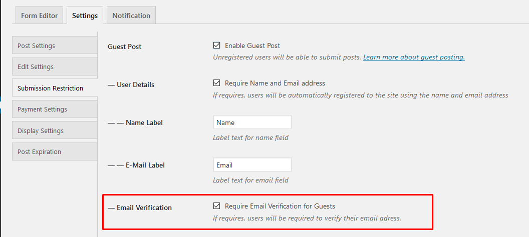 How to Allow Guest Posting - weDevs
