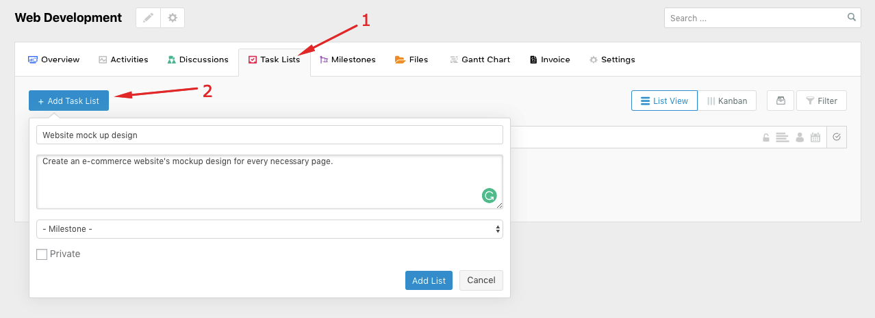 Effortless Project Management with WordPress in Five Easy Steps 1