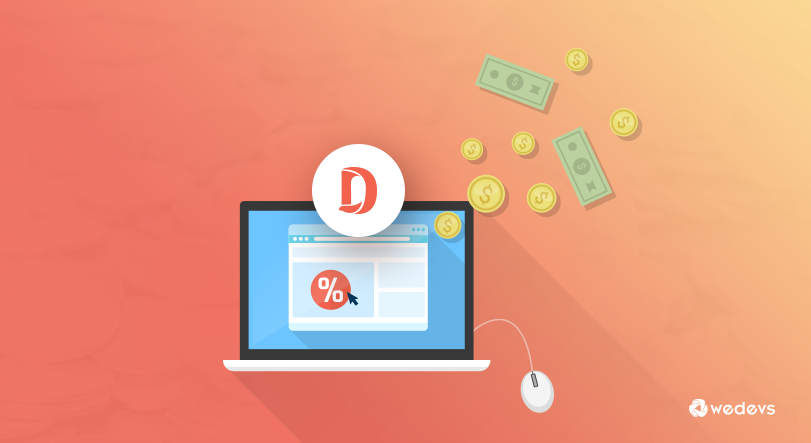 Earn with dokan plugin