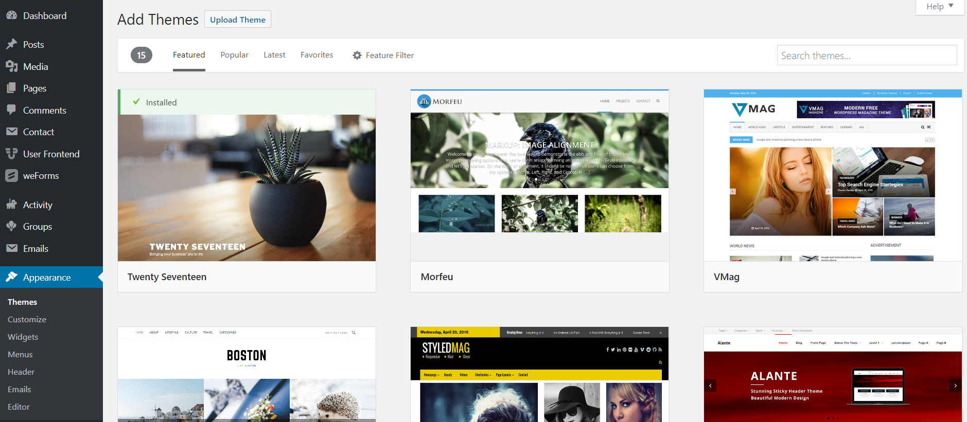 How to Create Social Networking Site with WordPress for Free - weDevs