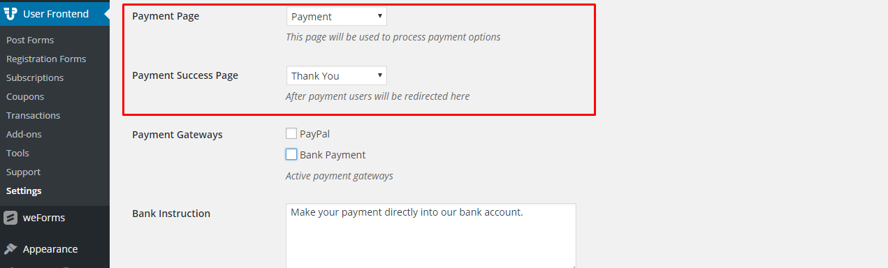 Payment_Subscription Business Model