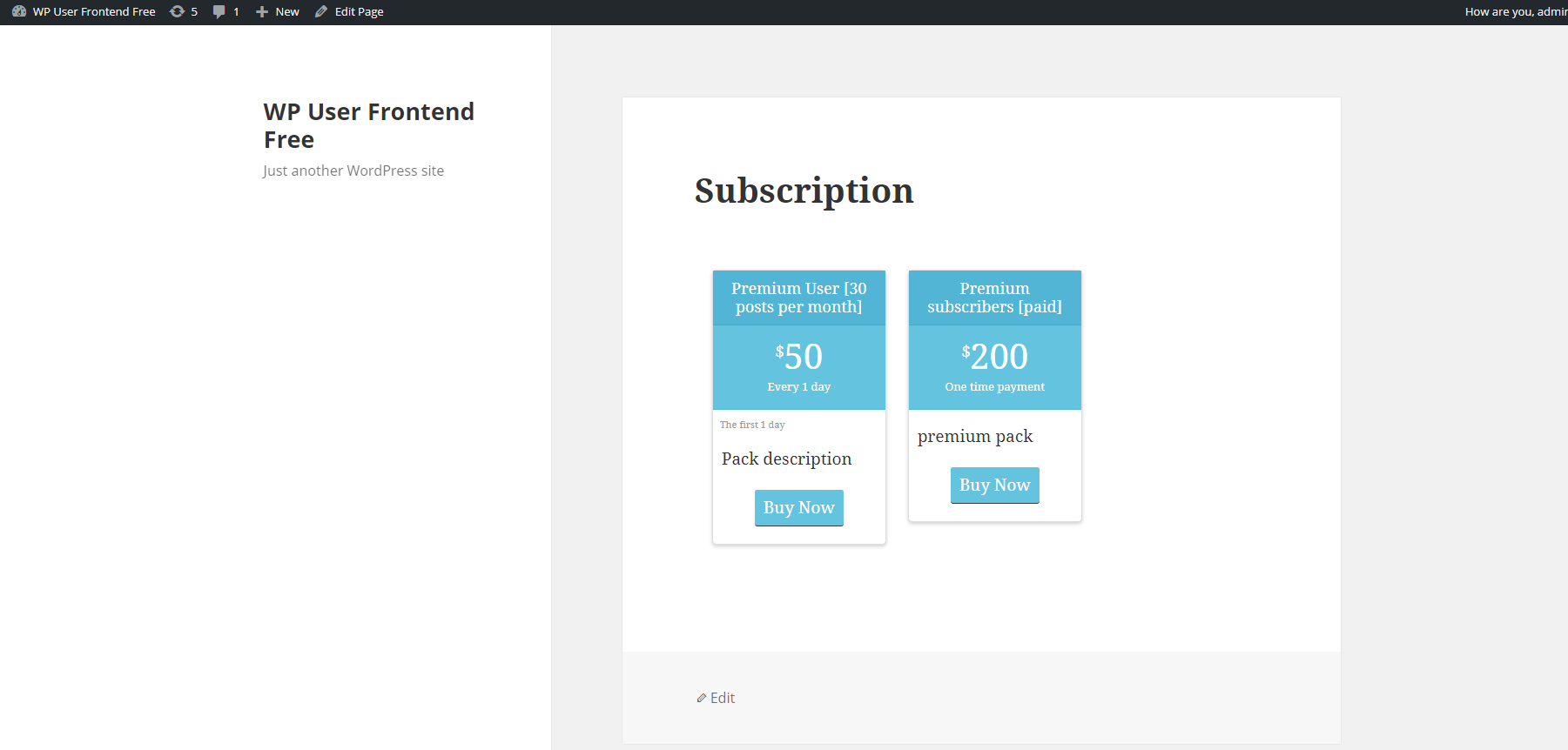 Subscription_Subscription Business Model