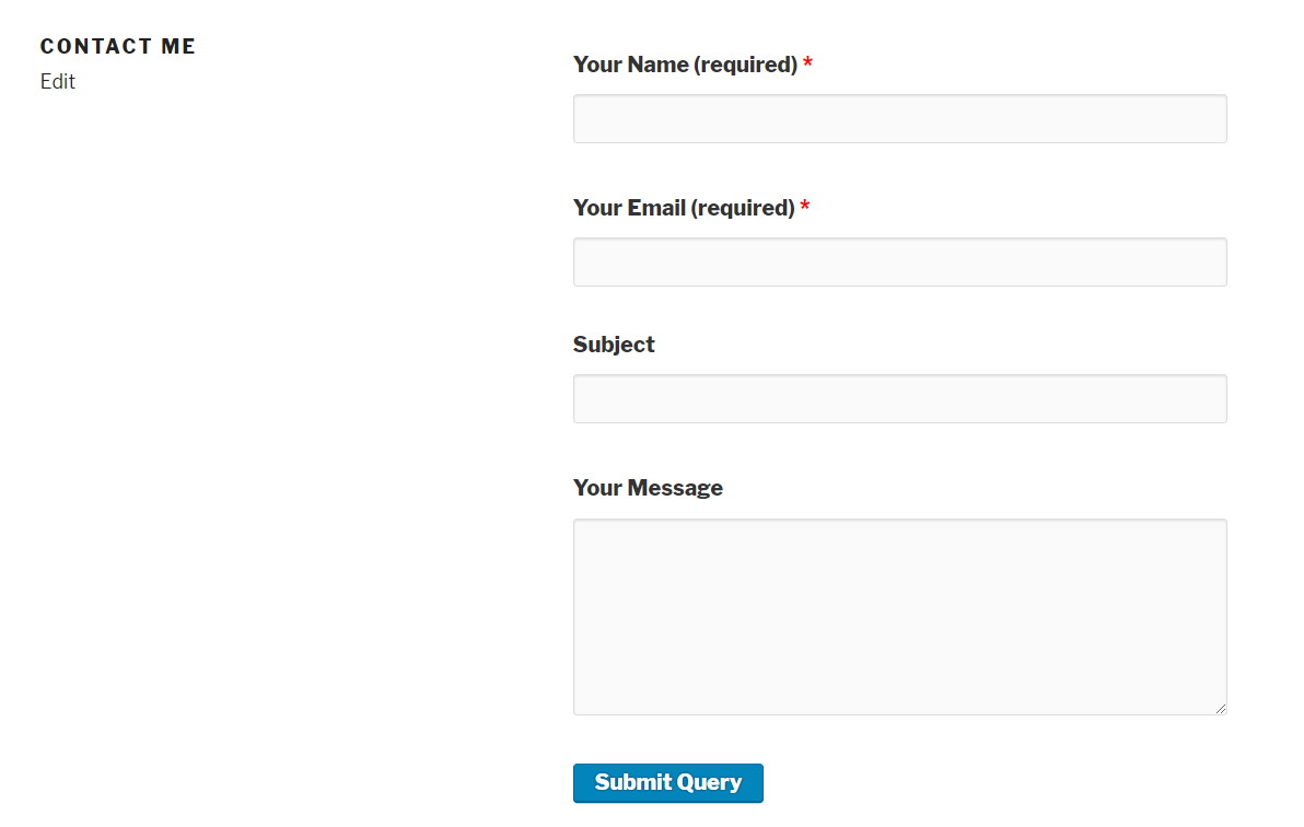 Import Forms from Contact Form 7 - weDevs