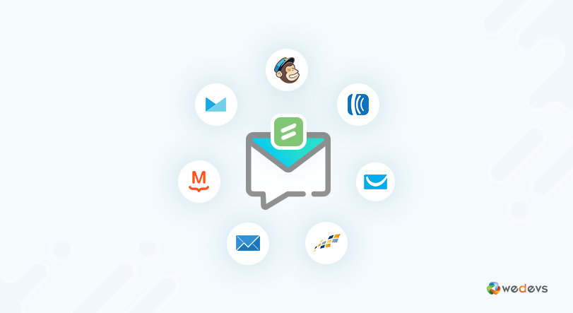 weForms email marketing integrations can boost your mailing list