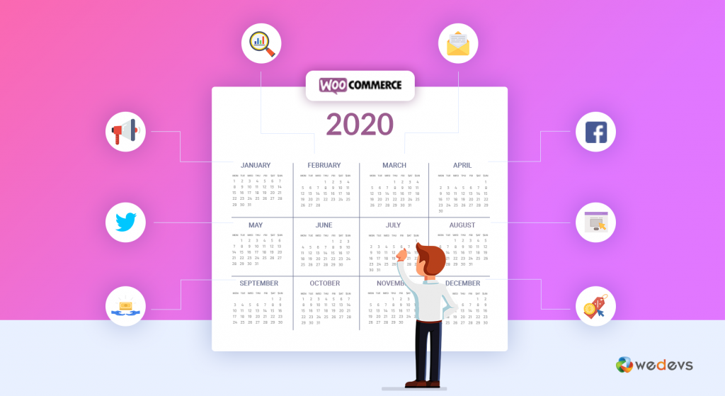 WooCommerce Marketing Calendar