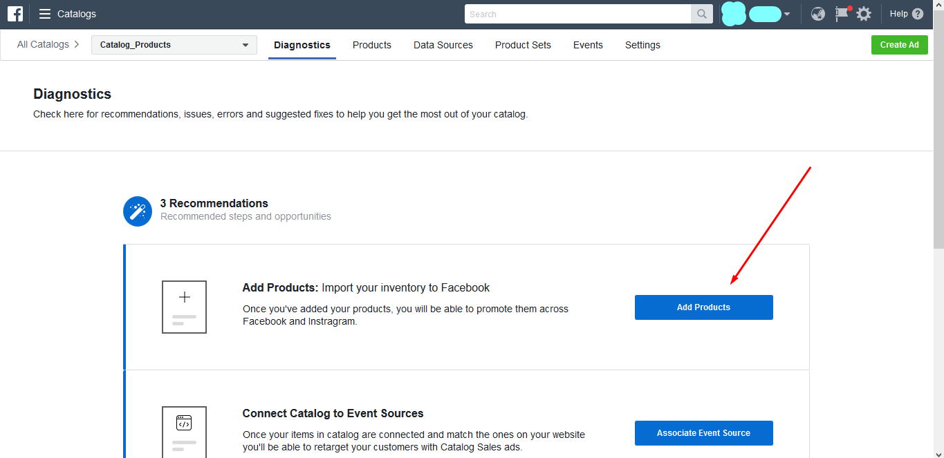 WooCommerce Conversion Tracking Facebook Product Catalog