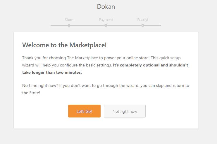 dokan-configuration