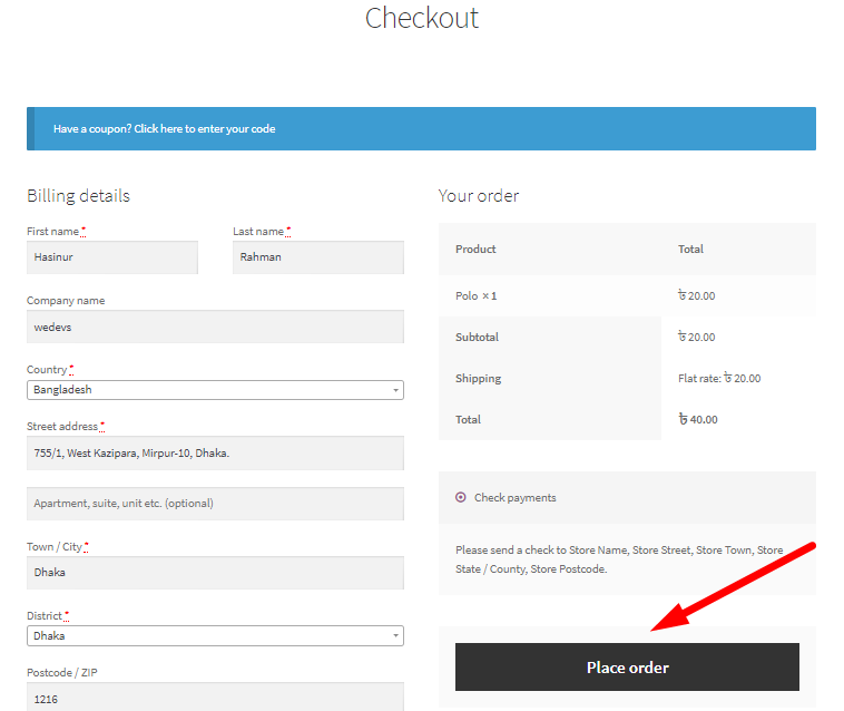 WooCommerce Conversion Tracking Perfect Audience Events