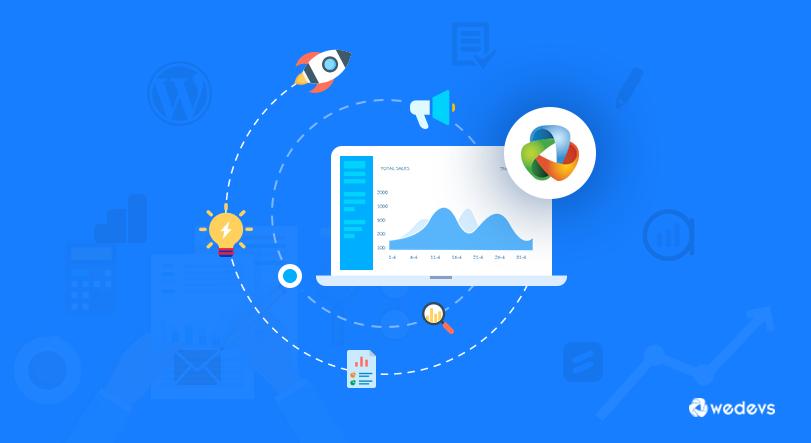 WordPress Content Marketing of weDevs