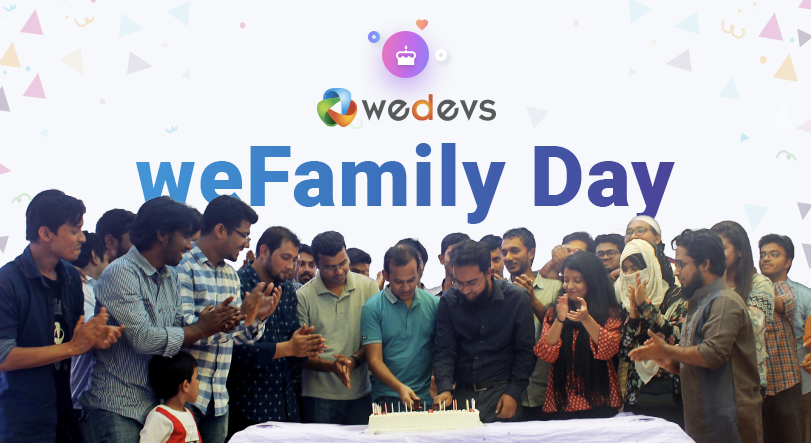 weDevs family day, weFamily day