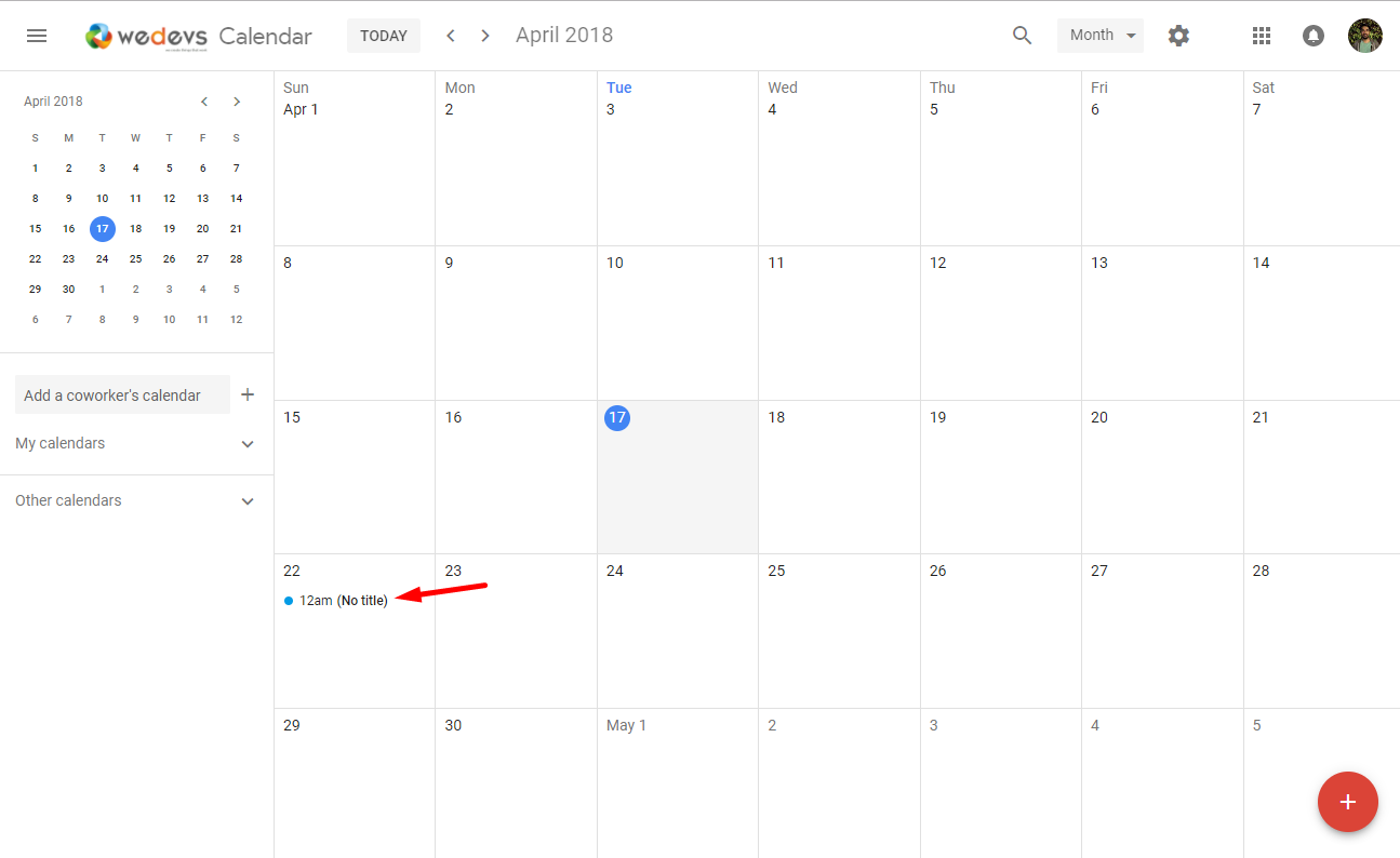 How To Connect Google Calendar With Wordpress Contact Forms Wedevs
