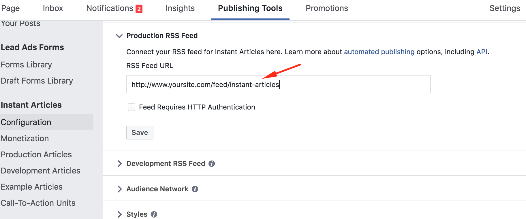 Facebook Instant Articles: How to Setup With WordPress - weDevs