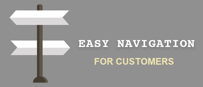 Dokan Easy Navigation