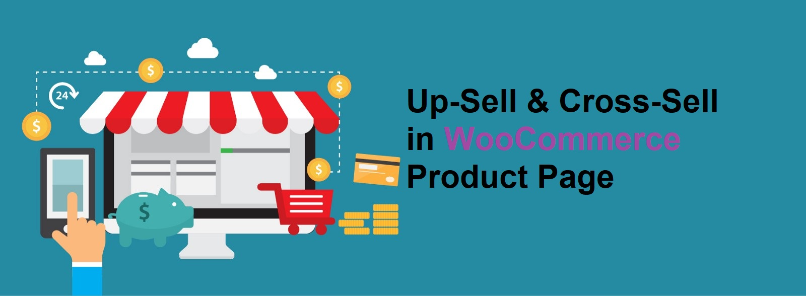 WooCommerce Product Up sell and cross sell