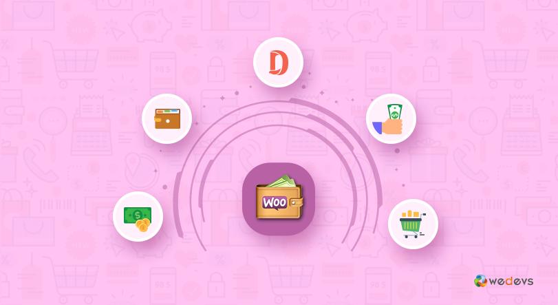 Dokan WooCommerce Wallet Plugin