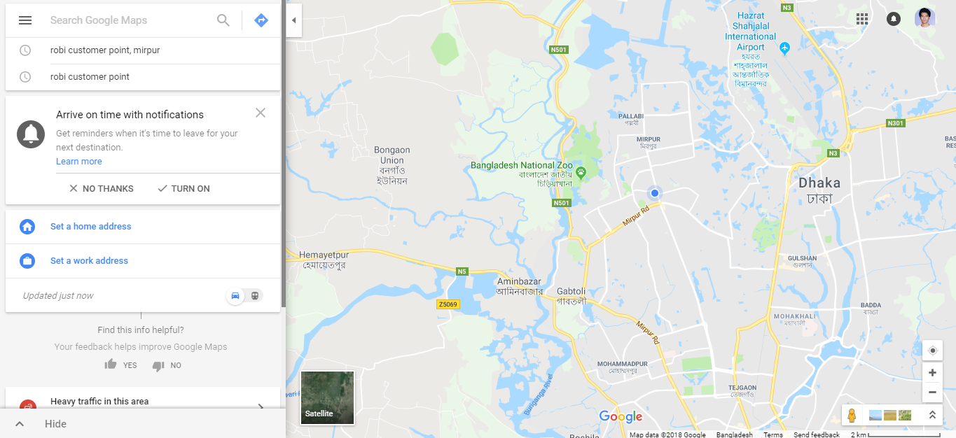 How to Add Google Maps in WordPress Website - weDevs Map Embed on