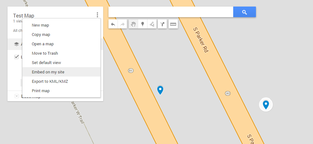 add google maps in WordPress