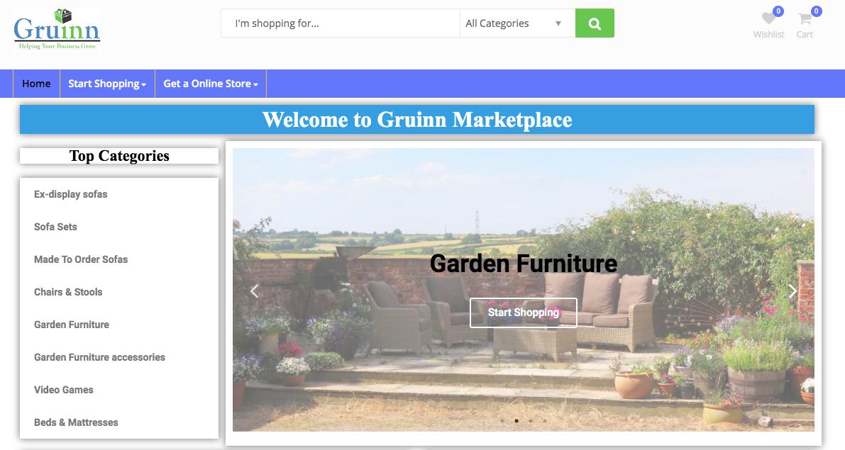 Gruinn Homepage wedevs blog