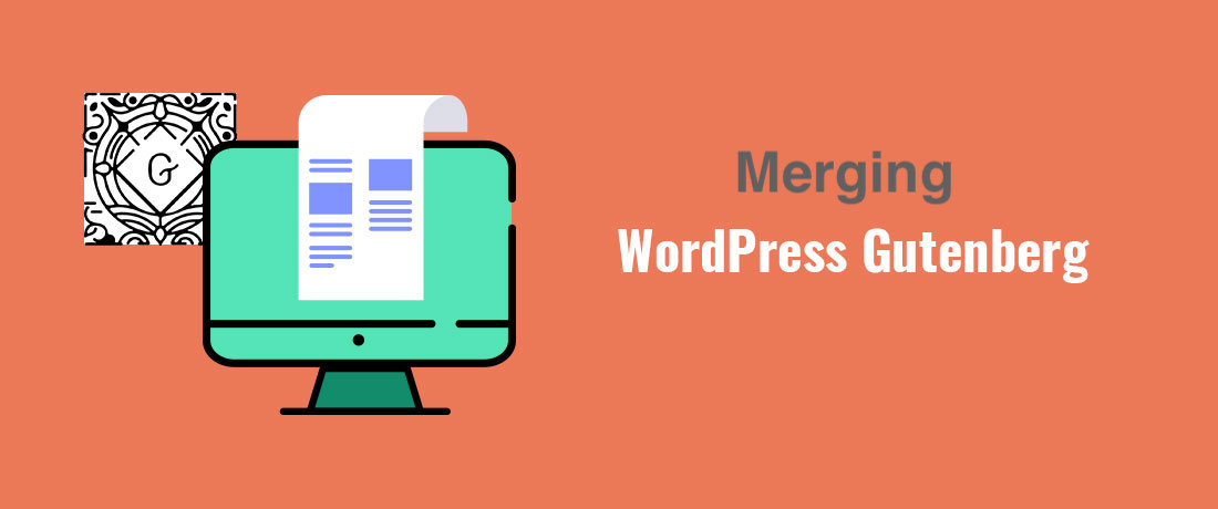 WordPress Gutenberg Merging