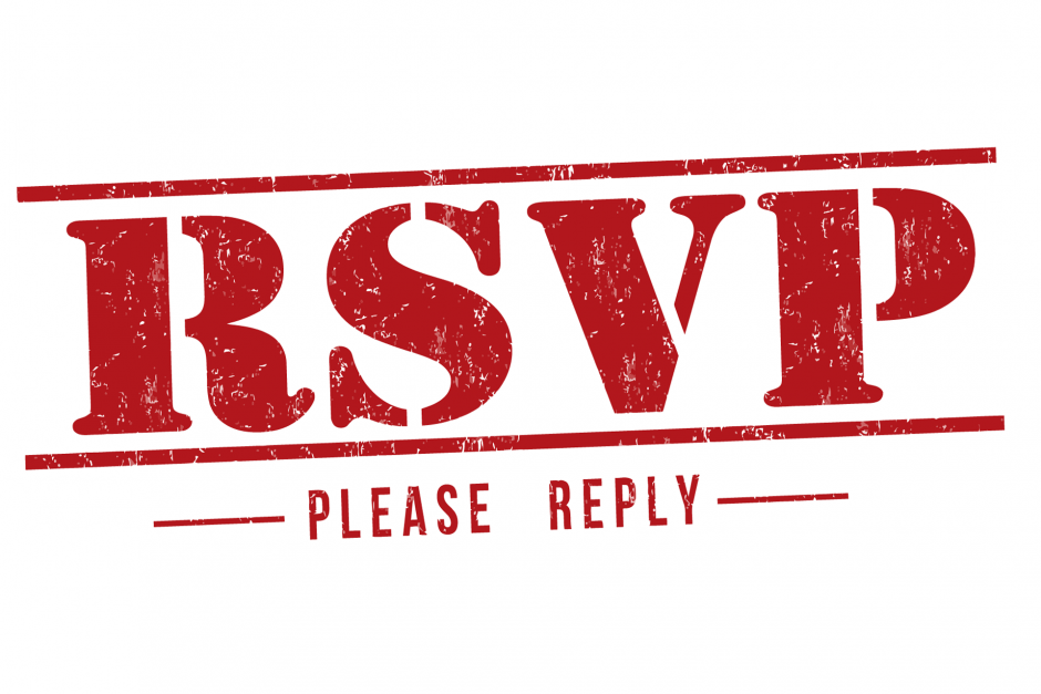 RSVP- RSVP form in WordPress