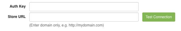 Store URL