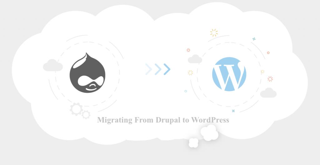 Drupal to WordPress Migration