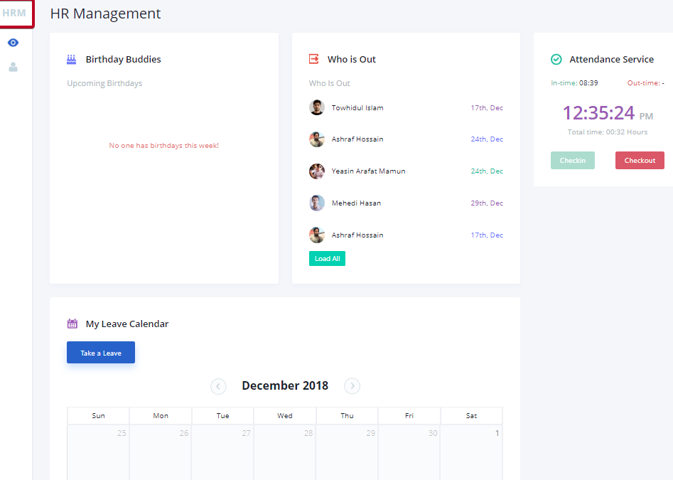 HR frontend- how to give feedback to team members