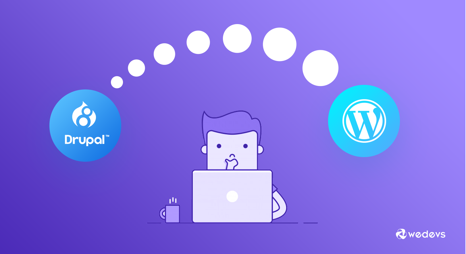 Drupal to WordPress weDevs