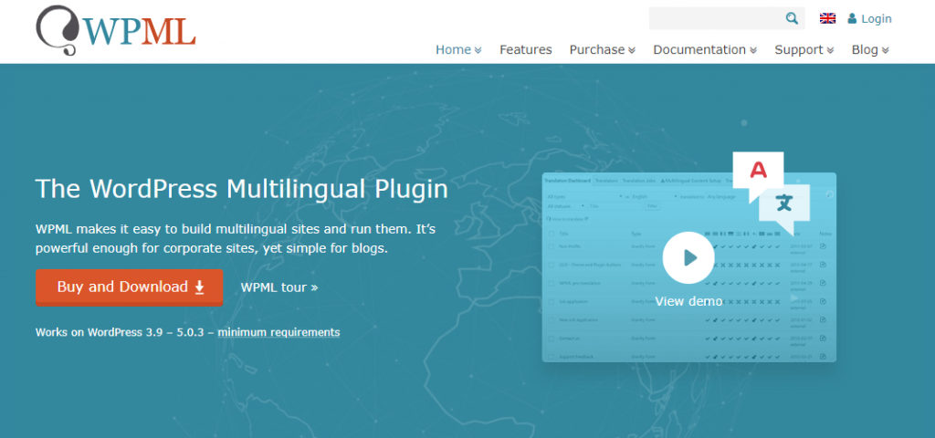 WPML- WooCommerce multilingual store