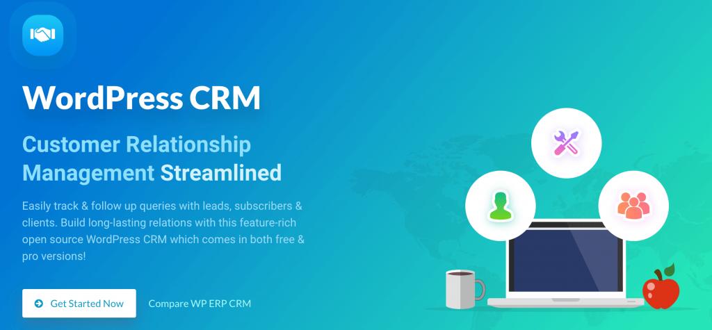 WP ERP CRM