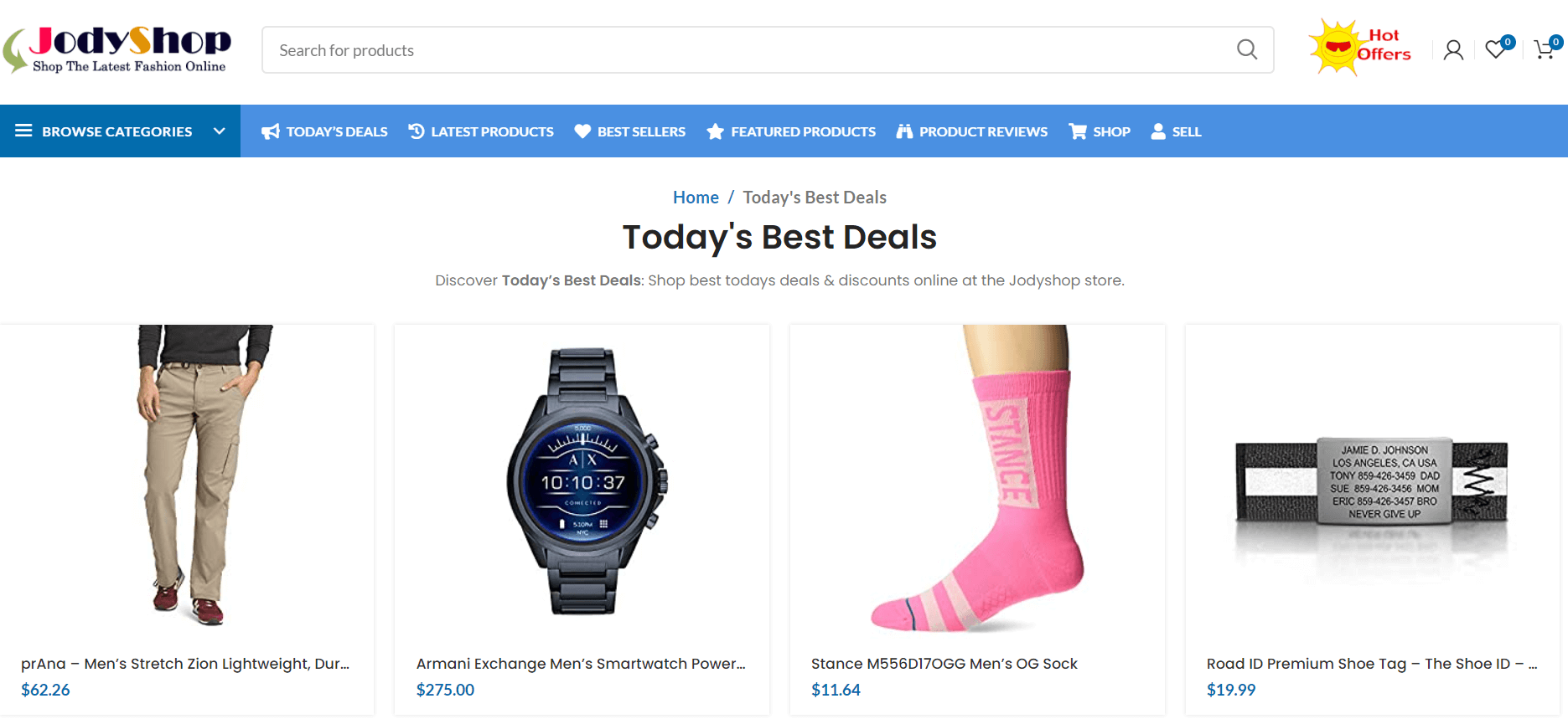 Jodyshop-todays-best-deal