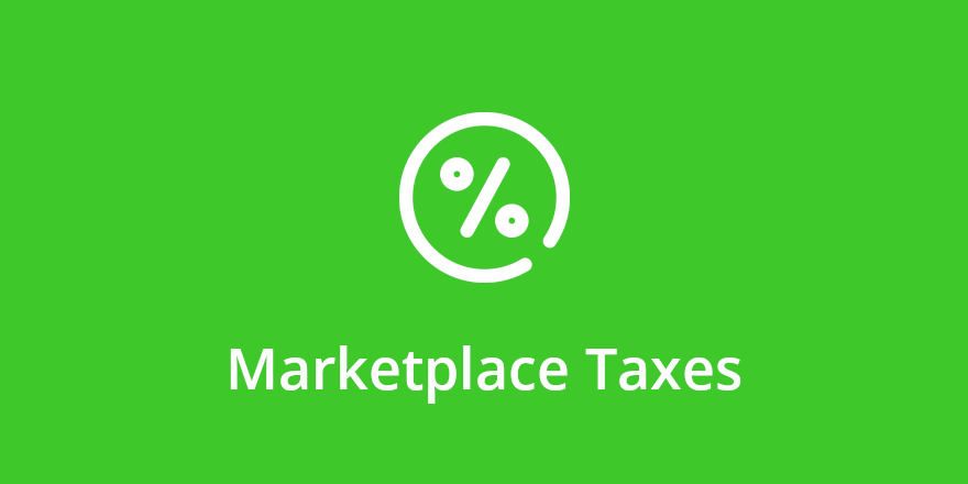 Marketplace Taxes plugin