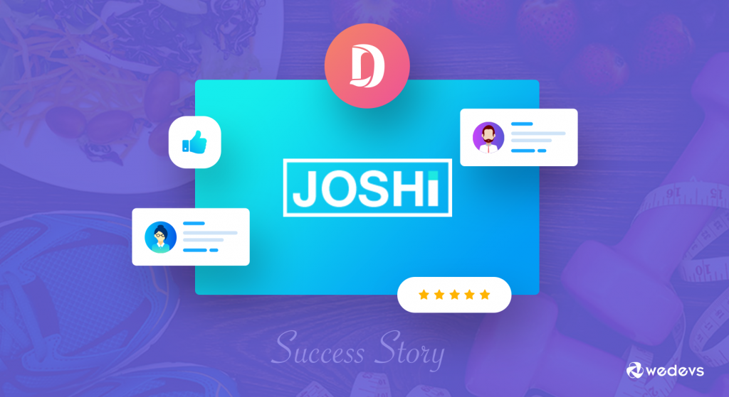 Joshi Marketplace Dokan