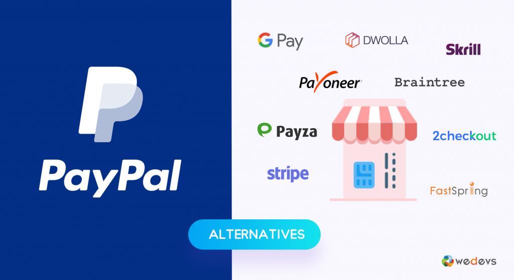 PayPal Alternatives weDevs