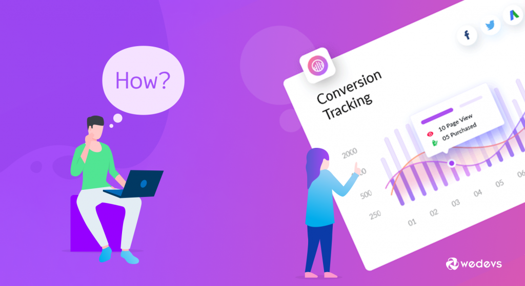 WooCommerce analytics conversion tracking