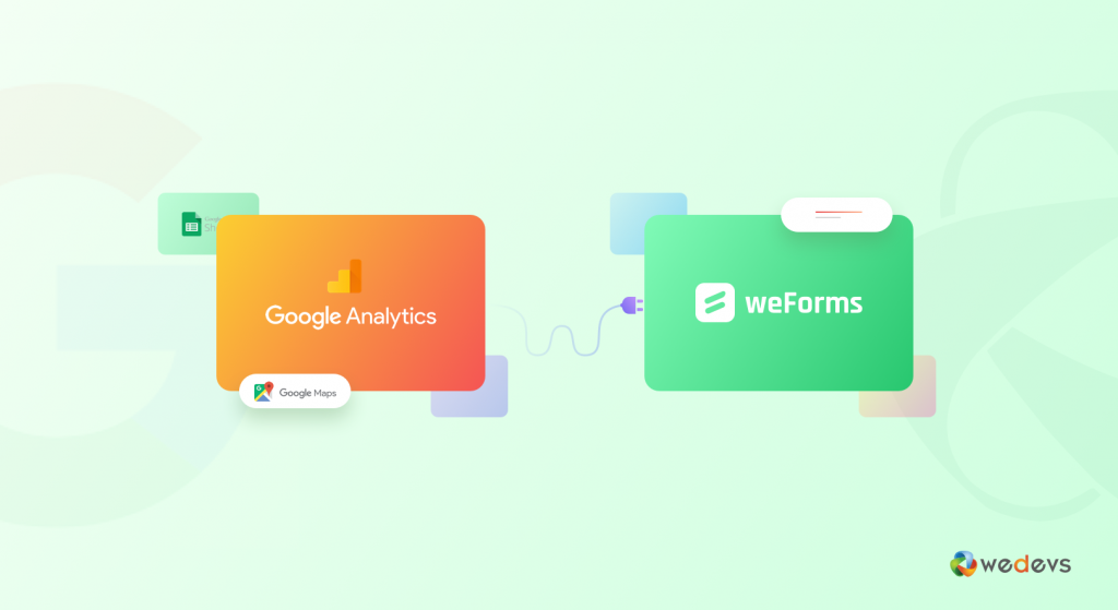 weForms Google Services Integration