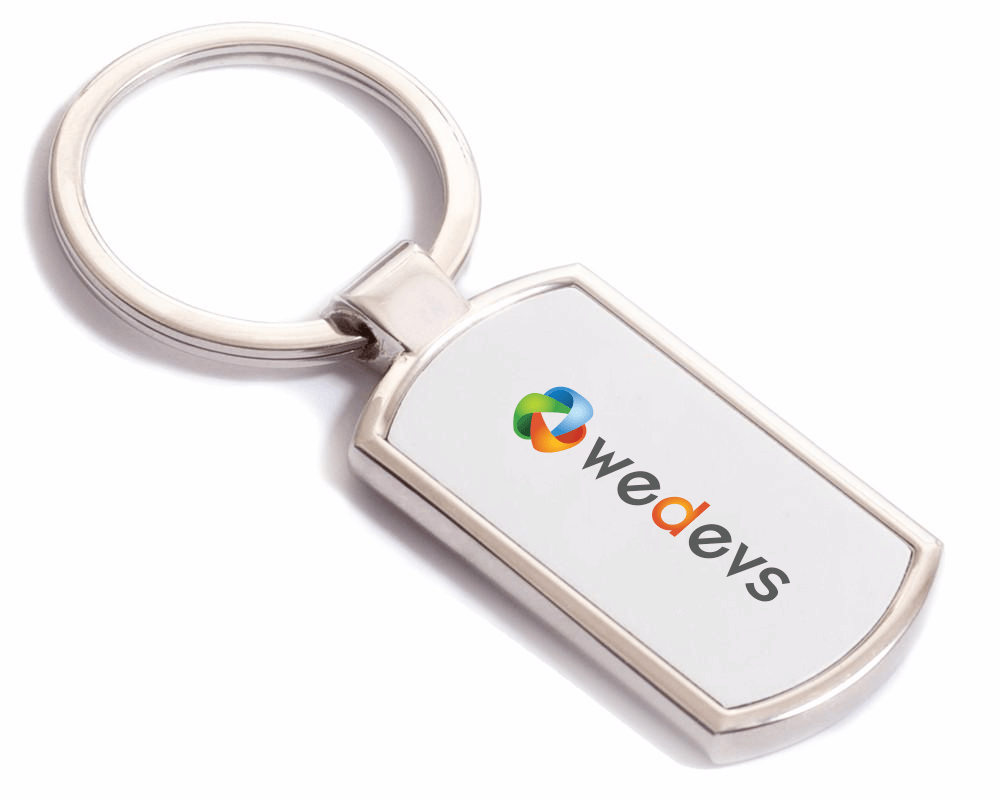Swags for WordCamps- KeyRing