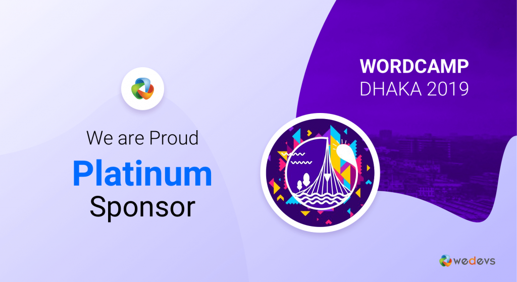 Welcome to WordCamps- WordCamp Dhaka 2019