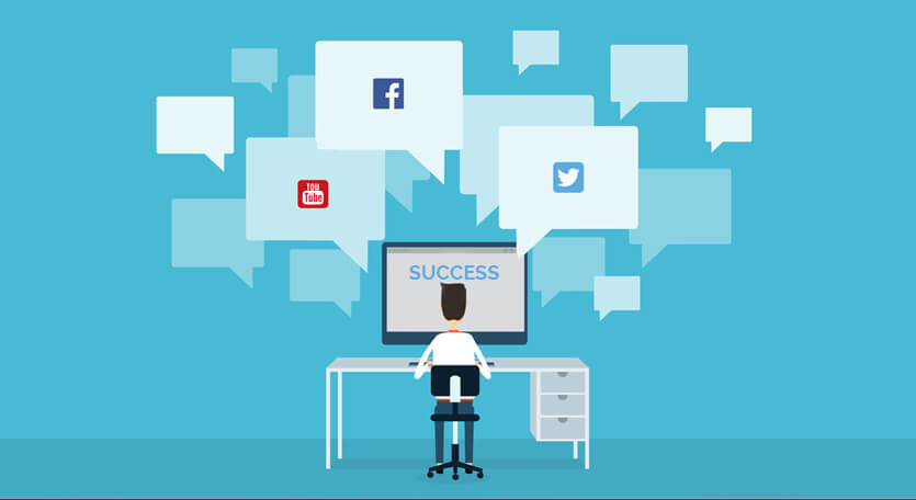 sales through social media