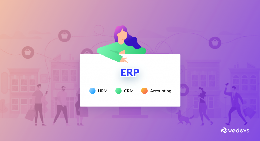 eCommerce ERP top features