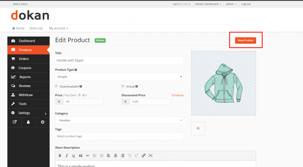 View Product Page.