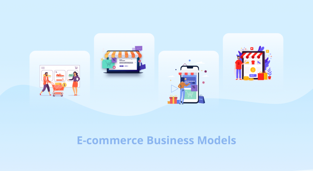 Business models e-commerce