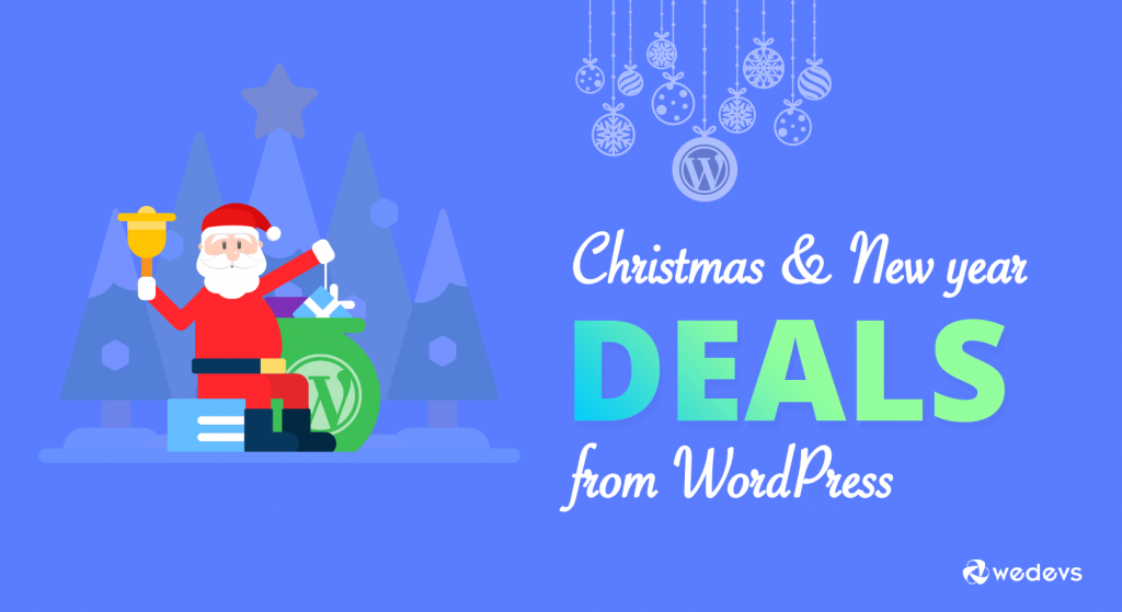 WordPress Christmas Deals