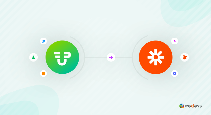 Zapier integration with UserFrontend_how to engage with your customers