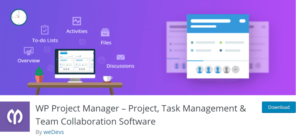 WP Project Manager- Best All-In-One Project Management Tool