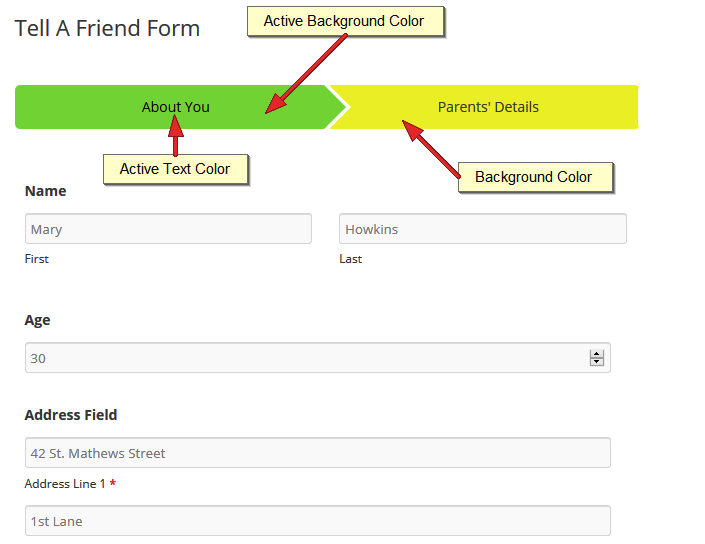 increase returing users using weForms