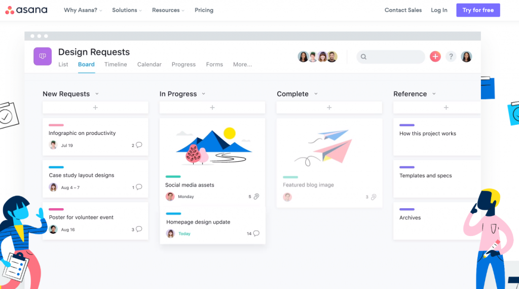 asana jira alternative
