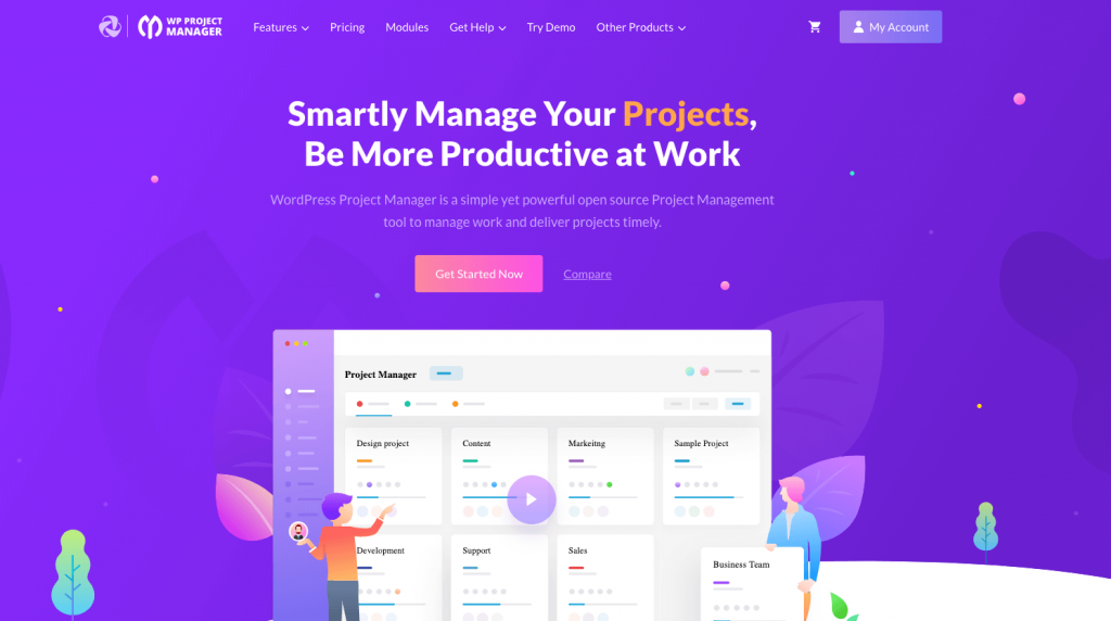 best jira alternative WP-Project-Manager