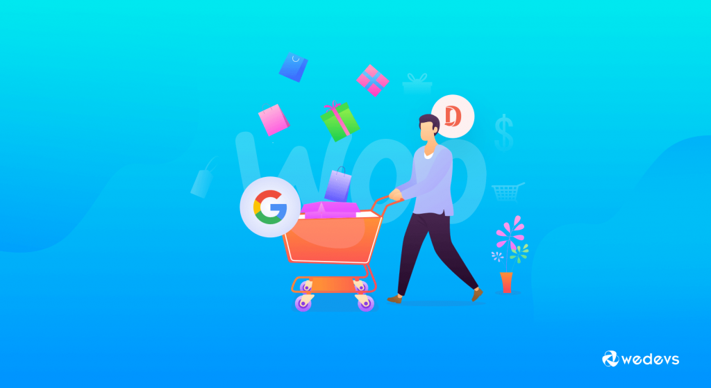 WooCommerce google shopping feed