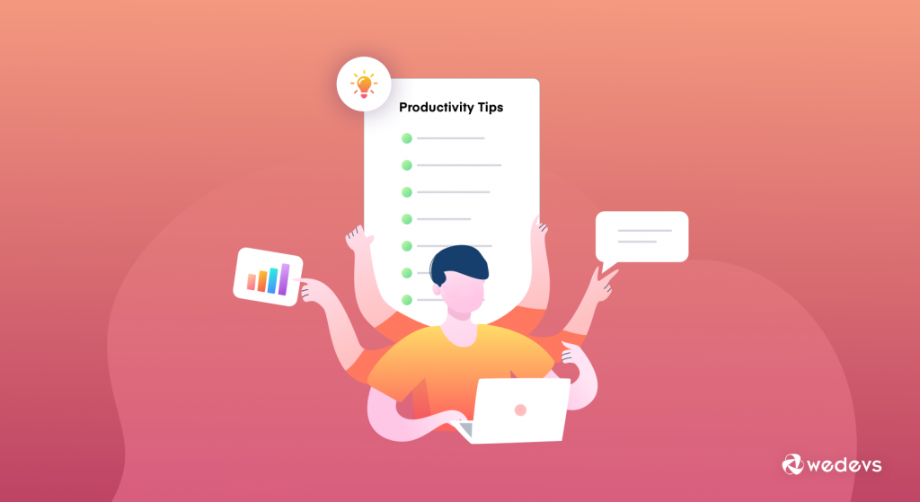productivity tips at work
